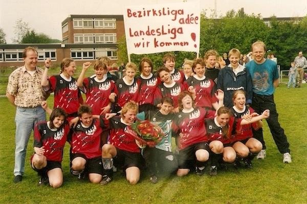 Aufstieg-Team 1994