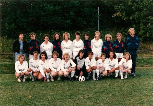 Bezirksligateam 1988