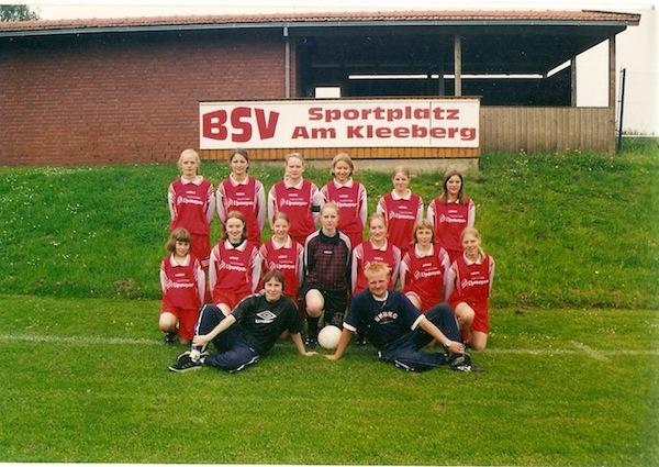 Mädchen Meister 2002