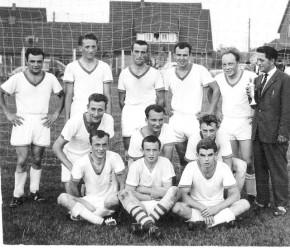 Macht's wie 1963 - der erste Pokalsieg des BSV!
